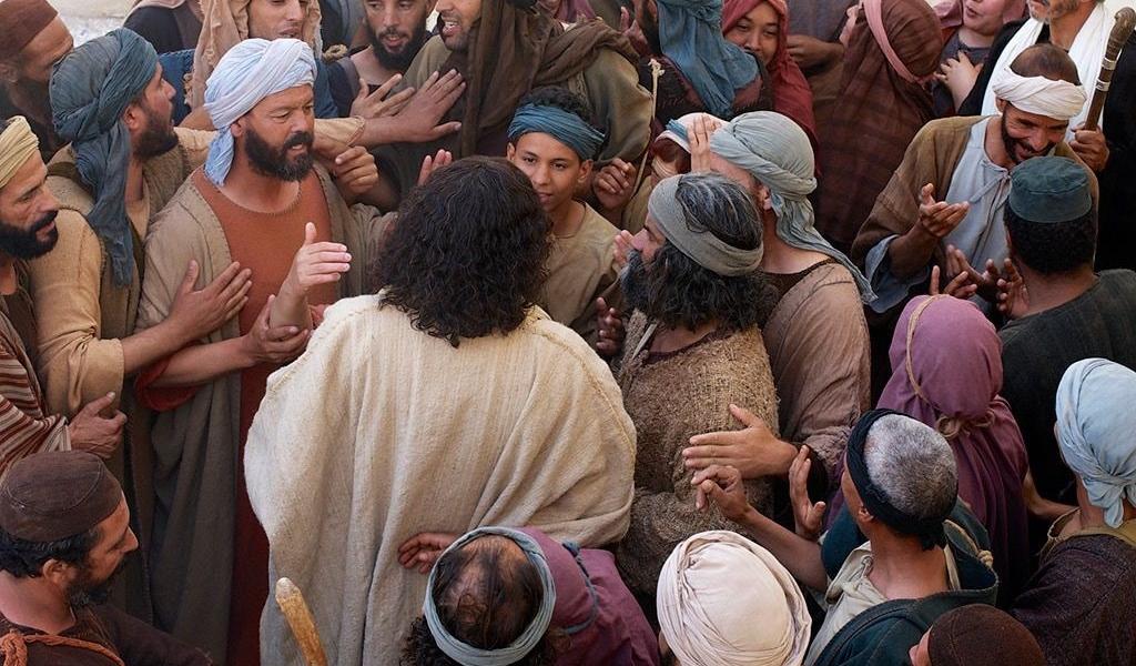 A tłumy szukały Go