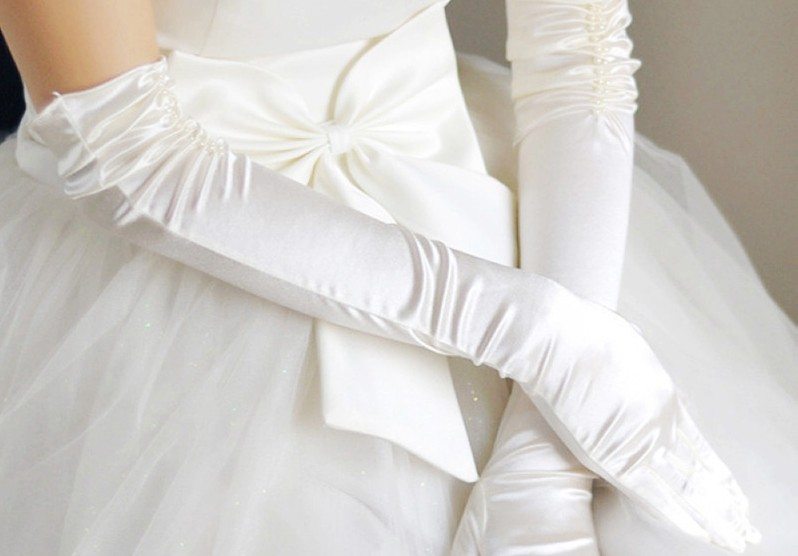 nie ubranego w strój weselny…