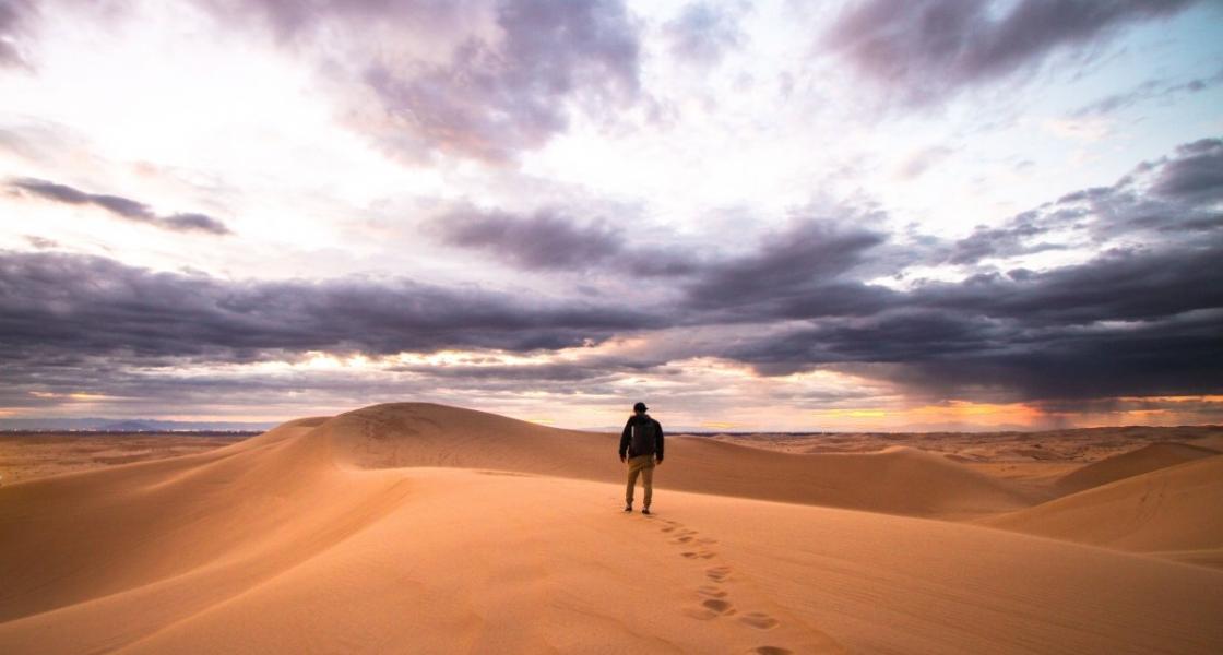 Jam głos wołającego na pustyni