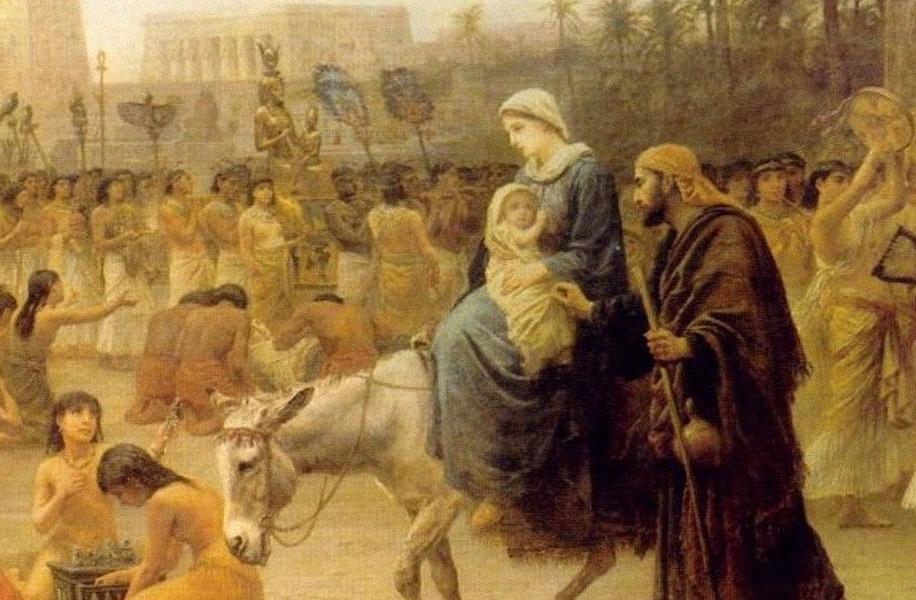 przynieśli Je do Jerozolimy, aby przedstawić Panu