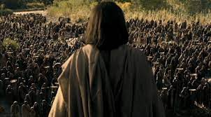 i tam szukali Jezusa…