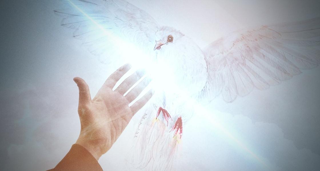 Duch Prawdy, który od Ojca pochodzi, On zaświadczy o Mnie